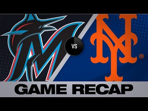 Mets jack 4 HRs en route to 6th straight win | Marlins-Mets Game Highlights 8/7/19