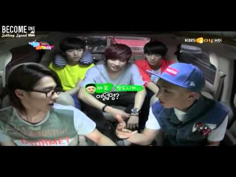 [B1SS] 120725 Hello Baby Season 6 with B1A4 - Episode 1 (1/4)