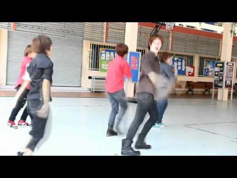 [sherlock DANCE CONTEST] ShadowZ Cover SHINee (샤이니) - Sherlock•셜록 (Clue + Note)