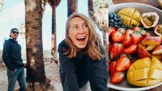 Vegan in the Desert || Birthday Partying