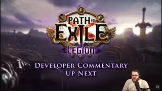 itmeJP Reacts: Path of Exile: Legion Reveal