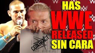 Has WWE Released Sin Cara!? ECW Star Hospitalised! Brock Lesnar's Last Match of 2019! Wrestling News