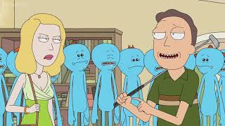 Rick And Morty Season 1 Episode 5 Meeseeks And Destroy