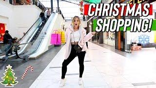 christmas shopping! vlogmas day 14