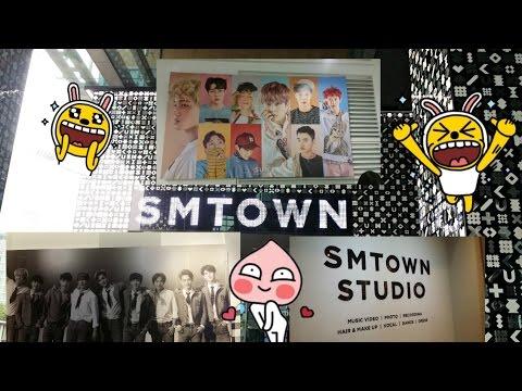 SMTOWN STORE/SUPERJUNIOR/EXO Y MAS!!