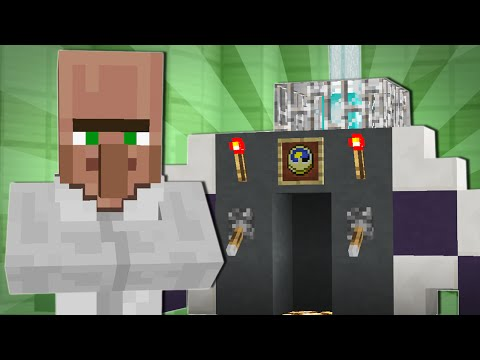 DR TRAYAURUS' TIME MACHINE | Minecraft - TheDiamondMinecart  - bJO3vmW5iTE -