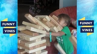 TRY NOT TO LAUGH - ULTIMATE Epic Kids Fail Compilation | Cute Baby Videos | Funny Vines 2019