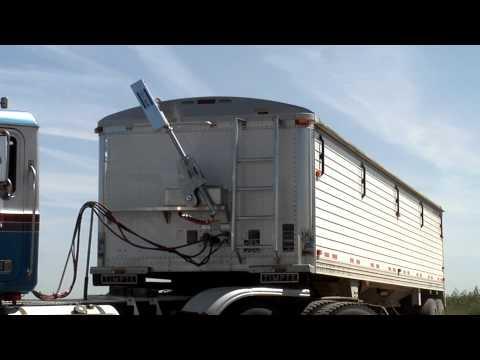 Aero Industries Power Lock Grain Trailer Tarp System