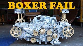 Why Subaru Engines FAIL