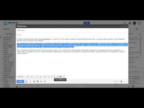 Uso de Citas en Gmail