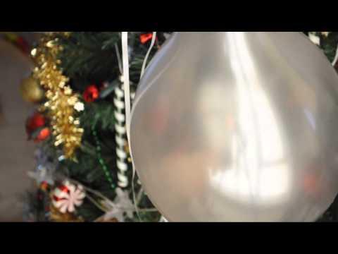 Jak zrobić dekorację sylwestrową - odliczanie czasu