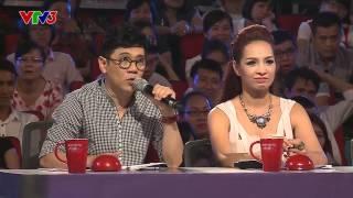 """Vietnam's Got Talent 2014 - Ca sỹ """" bán vịt nướng"""" - TẬP 2 - Trịnh Minh Đức"""