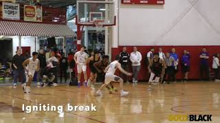 GoldandBlack.com video: Purdue basketball recruit Jaden Ivey