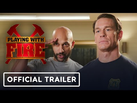 Playing With Fire - Official Trailer (2019) John Cena, Keegan-Michael Key