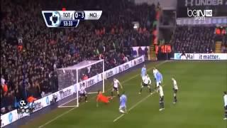 Tottenham 1-5 Manchester City .Premier League jor 23