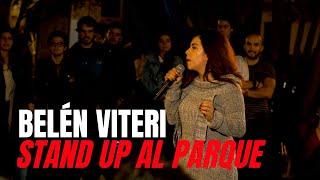 Belen Viteri - Stand Up Al Parque