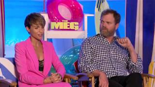 THE  MEG Interview  Ruby Rose and Rainn Wilson