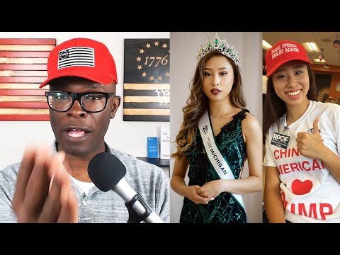 CONSERVATIVE Kathy Zhu STRIPPED Of Miss Michigan Crown! Why?