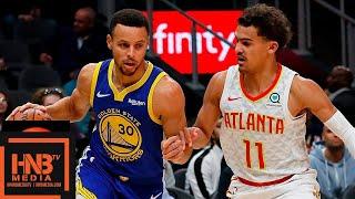 Golden State Warriors vs Atlanta Hawks Full Game Highlights   12.03.2018, NBA Season