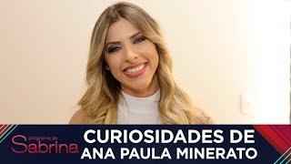 Mix Palestras | 15 curiosidades | Ana Paula Minerato
