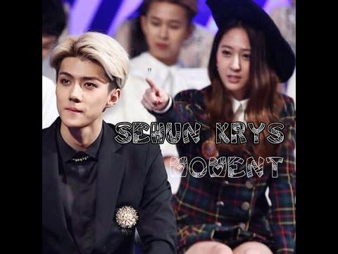 Sehun and Krystal : f(exo) [Sestal/Hunstal]