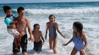 Family Beach Challenge to win 1000 dollars!