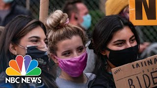 How Millennials Are Shaping Washington | NBC News NOW