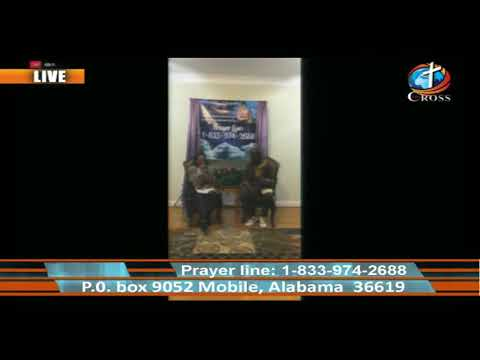 Prophetic Moments SWM Apostle Keith and Prophetess Sholon Davis 10-09-2020