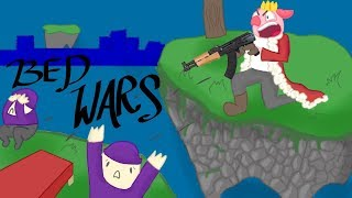 they added guns to bedwars