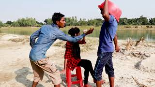 Top New Comedy Video 2020   Try Not To Laugh   Episode 108   By Maha Fun Tv