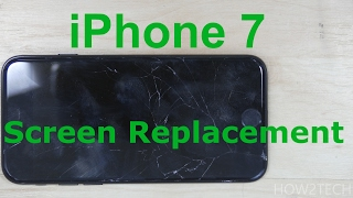 iPhone 7 Screen Replacement - Disassembly