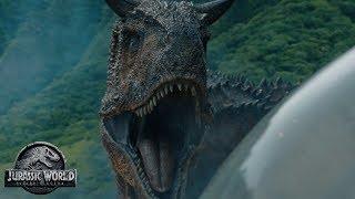 Jurassic World: Fallen Kingdom - In Theaters June 22 (