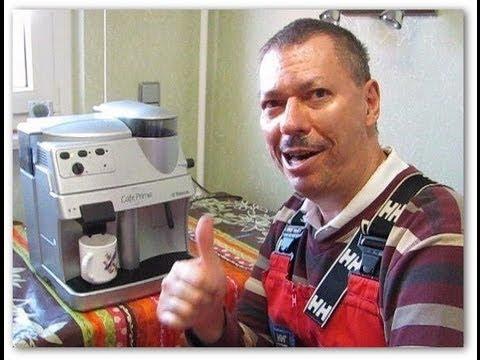 Repairing A Saeco Coffee Maker Youtube