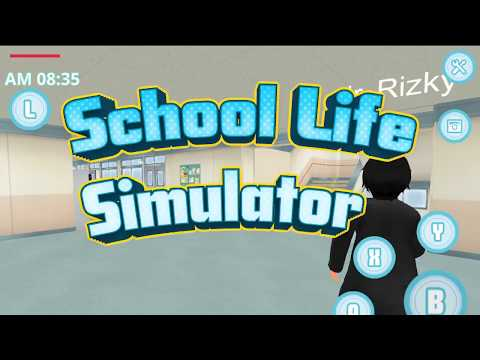 School Life Simulator 0 5 85 Загрузить APK для Android - Aptoide