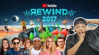 YouTube Rewind: The Shape of 2017 | #YouTubeRewind Reaction