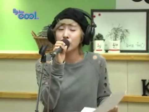 [101029] Hurt - Chanmi/Coed school  @ SUKIRA KISS THE RADIO