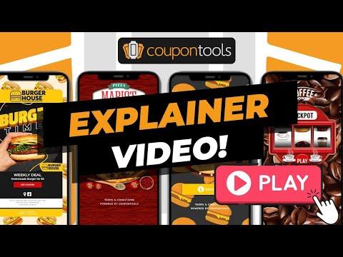 Videos Coupontools.com   Coupontools Explainer Video 2021