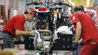 Megatovárne - Ducati