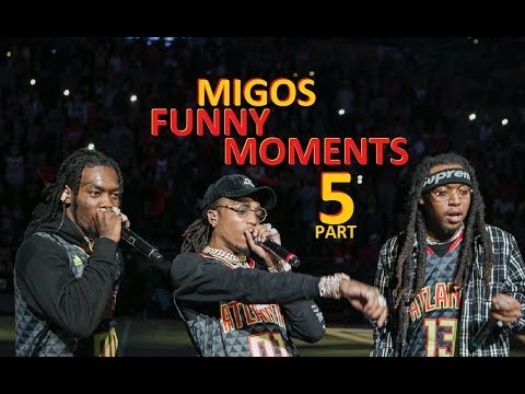 Migos FUNNY MOMENTS Part 5 (BEST COMPILATION)