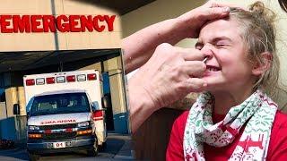 EMERGENCY Doctor's Visit!!