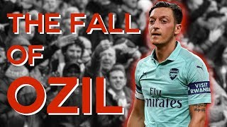 Mesut Özil vs Unai Emery: The Relationship Breakdown, the Fans and if he Should Leave Arsenal