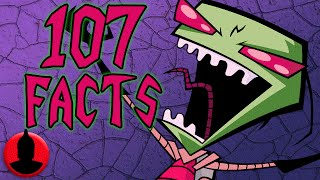 107 Invader Zim Facts Everyone Should Know- (ToonedUp #170) | ChannelFrederator