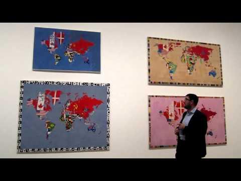 Alighiero Boetti, Tate Modern, Londra 2012 (3/3)