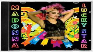 Madonna Lucky Star (Drums & Vocals Only)