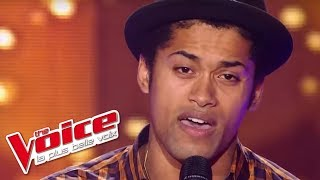 Bruno Mars - Grenade | Thomas Mignot | The Voice France 2012 | Blind Audition