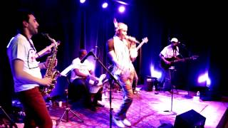 Trinity Mpho - Trinity Mpho Live @ Small World Music Centre, Canada