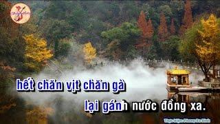 Phạm Công Cúc Hoa | Karaoke Trích đoạn:
