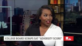 College Board replaces plan for SAT student 'adversity score'