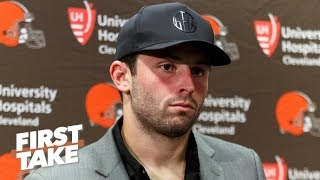 Baker Mayfield will 'get crucified' if he isn't great for the Browns - Marcus Spears   First Take
