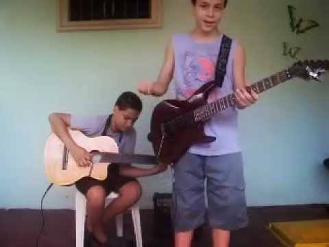 Como hacer un solo de guitarra [Official]